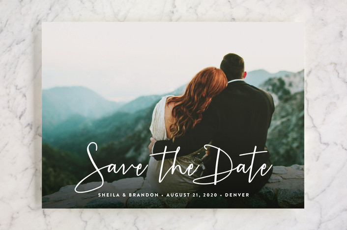 ¿Save The Date?